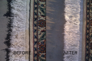 oriental rug cleaning tips