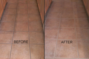 tile floor cleaners